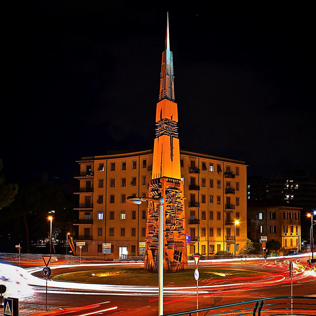 Obelisco Pomodoro