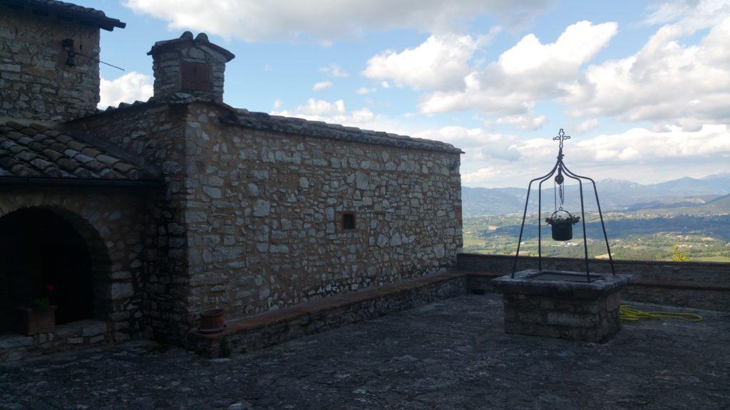 Panorama de Lo Speco