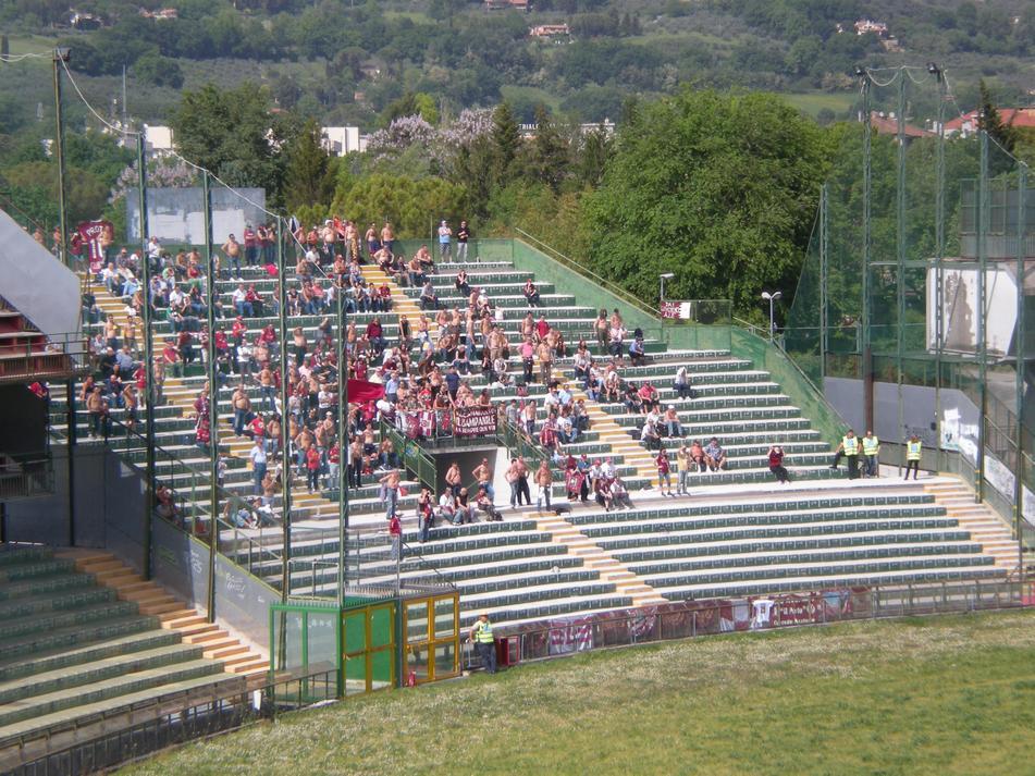 Curva San Martino - Stadio Comunale di Terni
