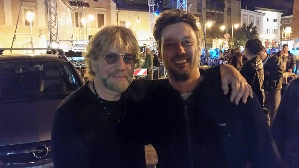 Emanuele Tolomei e Tony Esposito