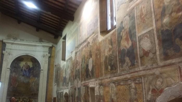 Chiesa S.Giovanni Evangelista foto di Terni in rete)