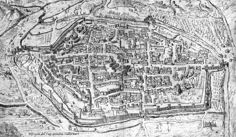 Antica Mappa di Terni