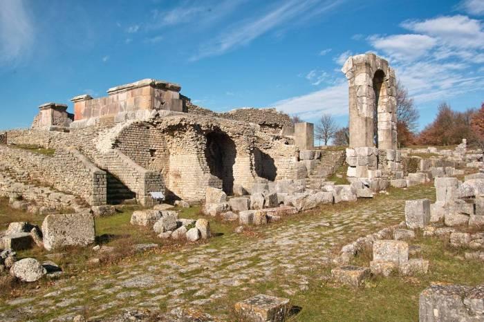 Carsulae (foto di: Touring Club Italiano)