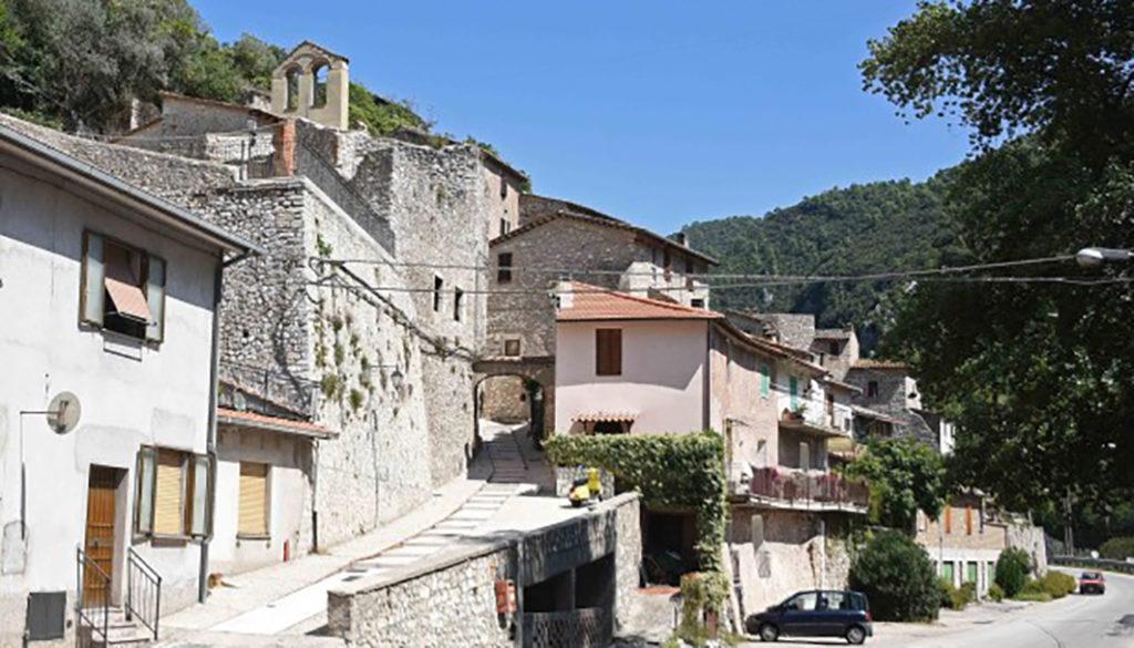Rocca San Zenone foto di Terni life)
