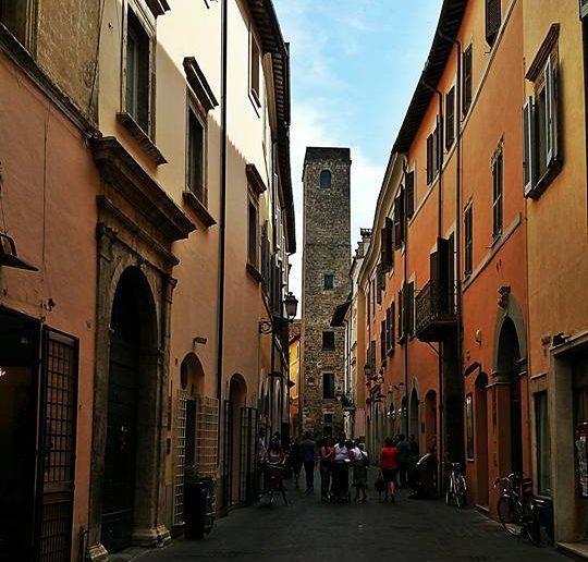 Terni, Via Roma (Ph. Massimo Santafè)