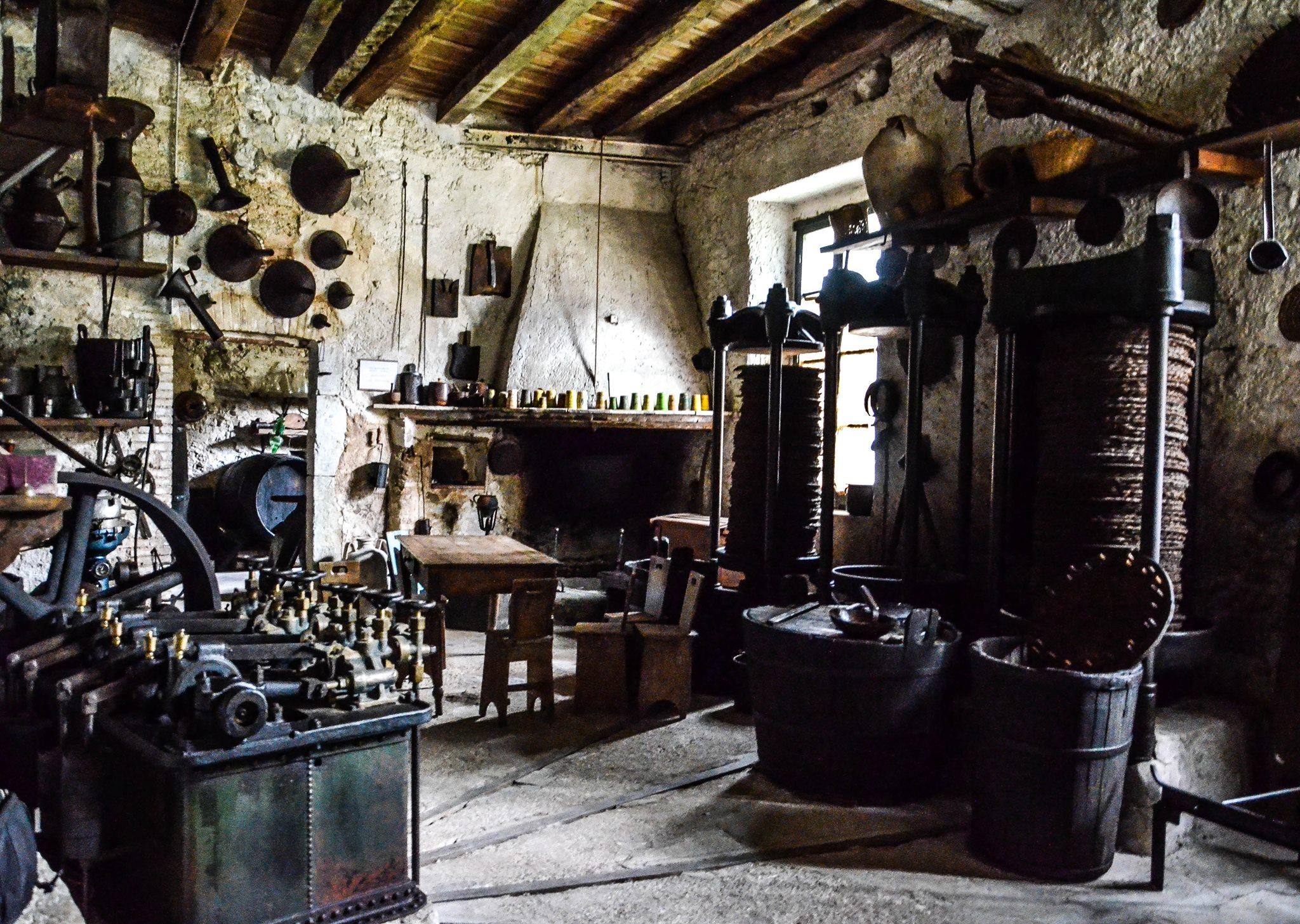 Museo Casarivoso (Ph. Marco Caffarelli)
