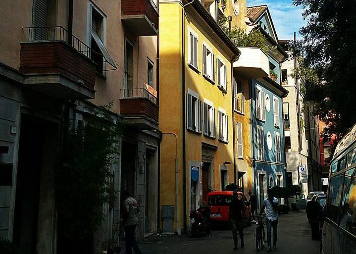 Terni - Via Petroni (Ph. Massimo Santafè)