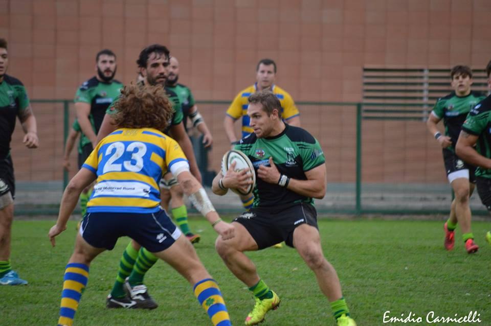 Francesco Giorgini ed il L'Aquila Rugby