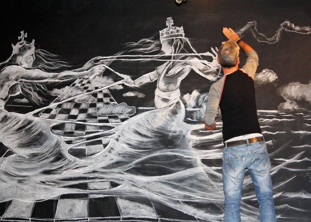 Artisti al 2° OPEN CITTA' di TERNI