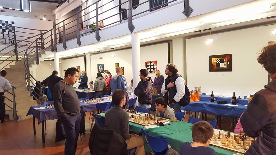 Tre generazioni a confronto negli scacchi a Terni