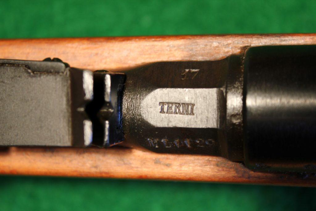 Fucile modello mod. 91 cal. 6,5