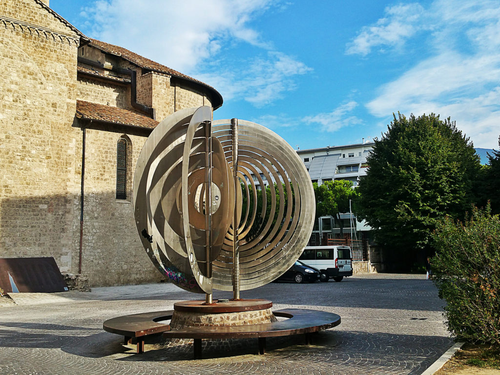 Terni - Piazza San Francesco (Ph. Massimo Santafè)