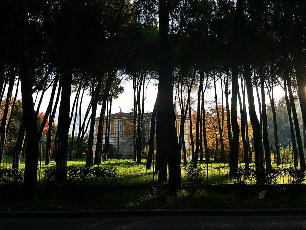 Terni - Villa e Pineta Centurini Ph. Massimo Santafè)