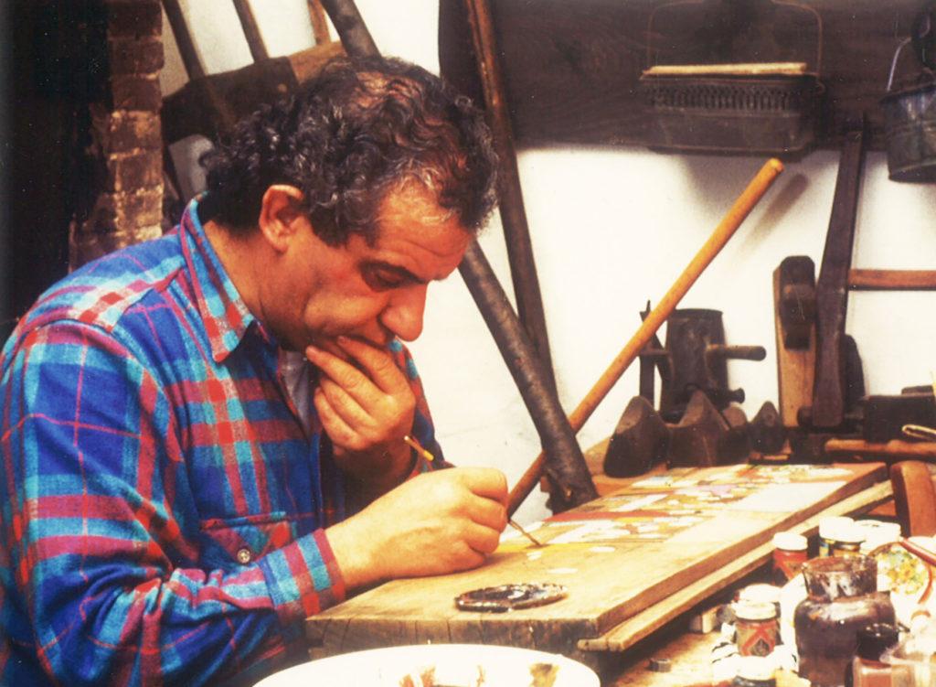Silvano Silvani (Pittore-Collezionista)