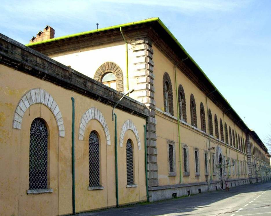 Sede della Fabbrica d'Armi e del Museo Internazionale Armi Leggere di Terni