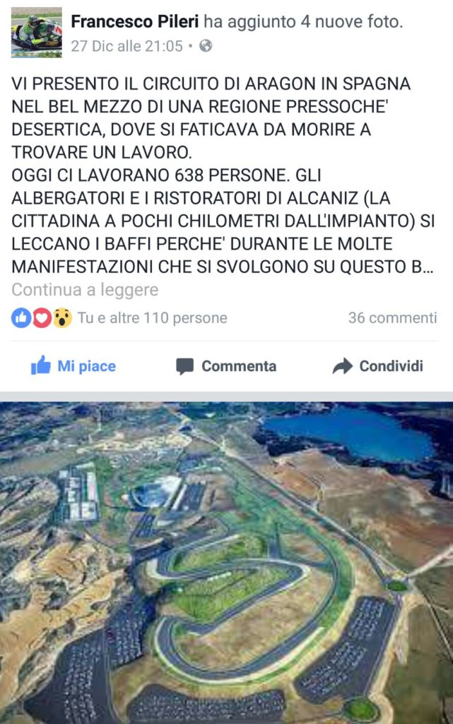 Post di Francesco Pileri