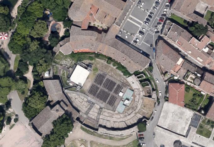 Anfiteatro Fausto di Terni (foto di UmbriaON)