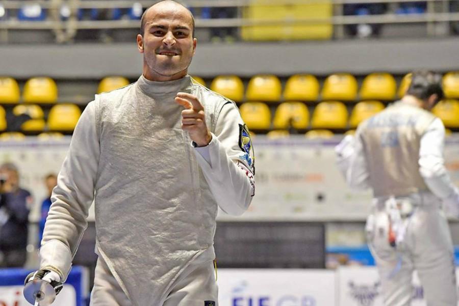Alessio Foconi Foto di Pianestascherma.com)