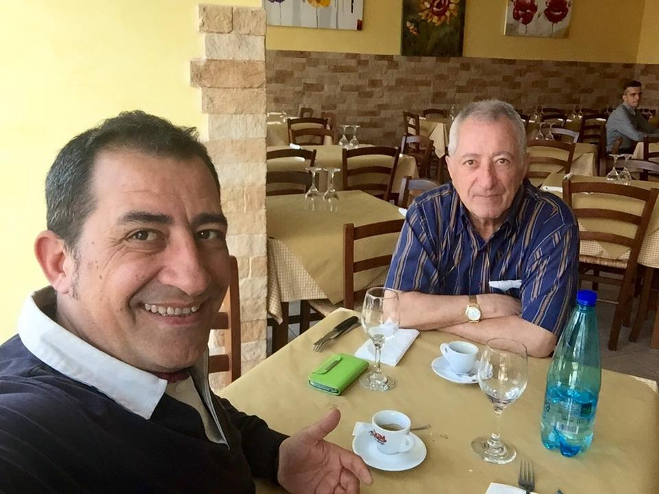 Riccardo ed Ennio Ciaramellari