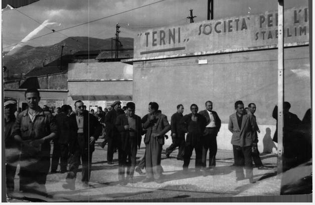 Archivio Fotografico Acciai Speciali Terni