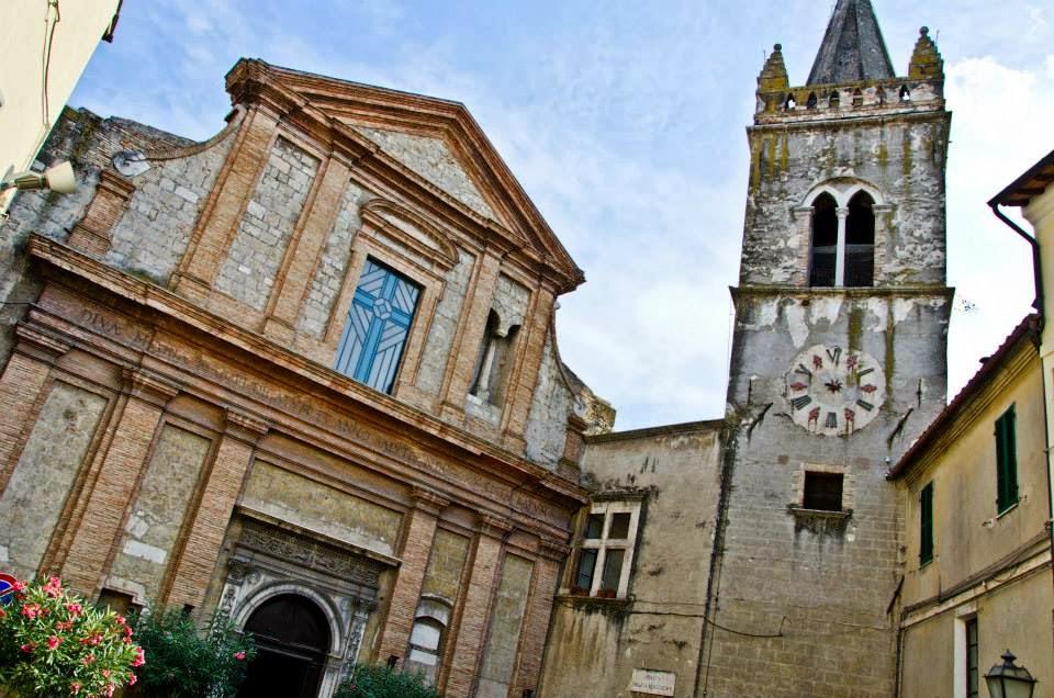 Santa Maria Maggiore a Collescipoli (Foto di Umbria24.it)