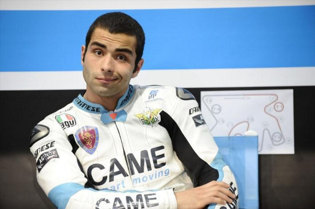 Danilo Petrucci al Came Ioda Racing Team (Foto di Redlive.it)