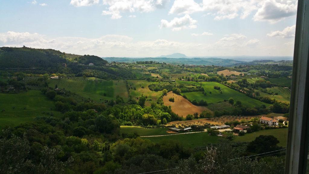 Panorama da Borgheria (Foto di Massimo Santafè)