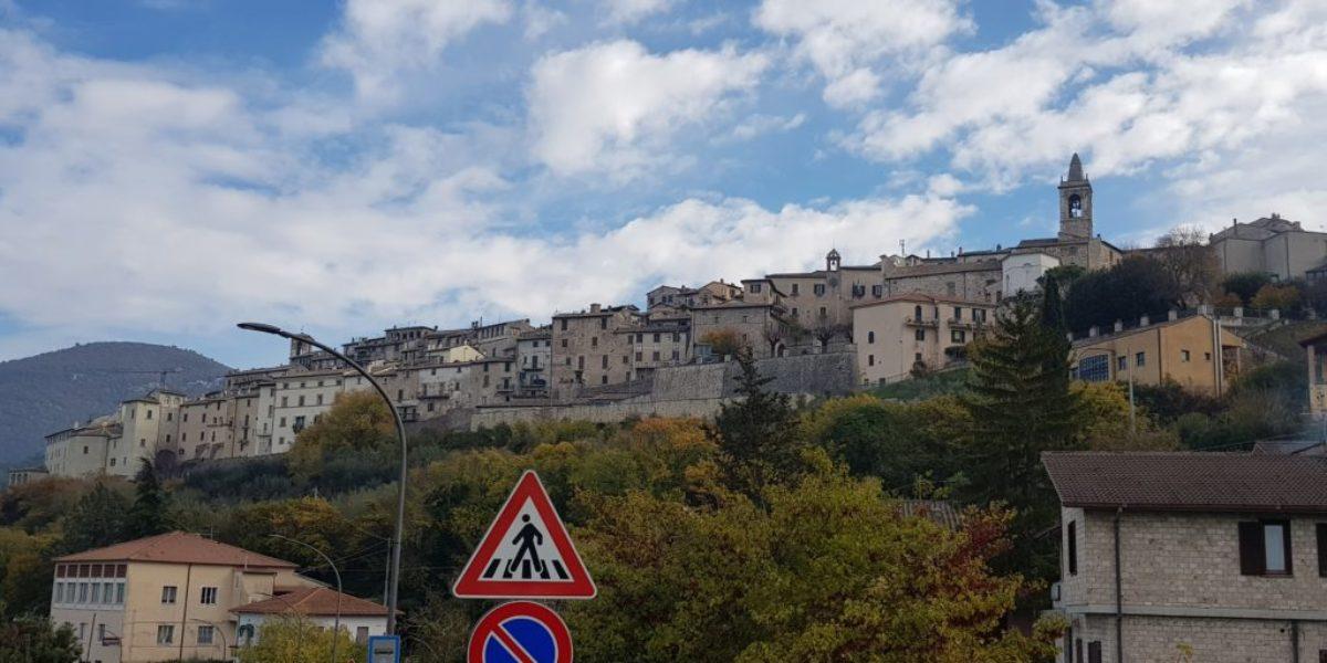 Stroncone (Foto di Massimo Santafè)