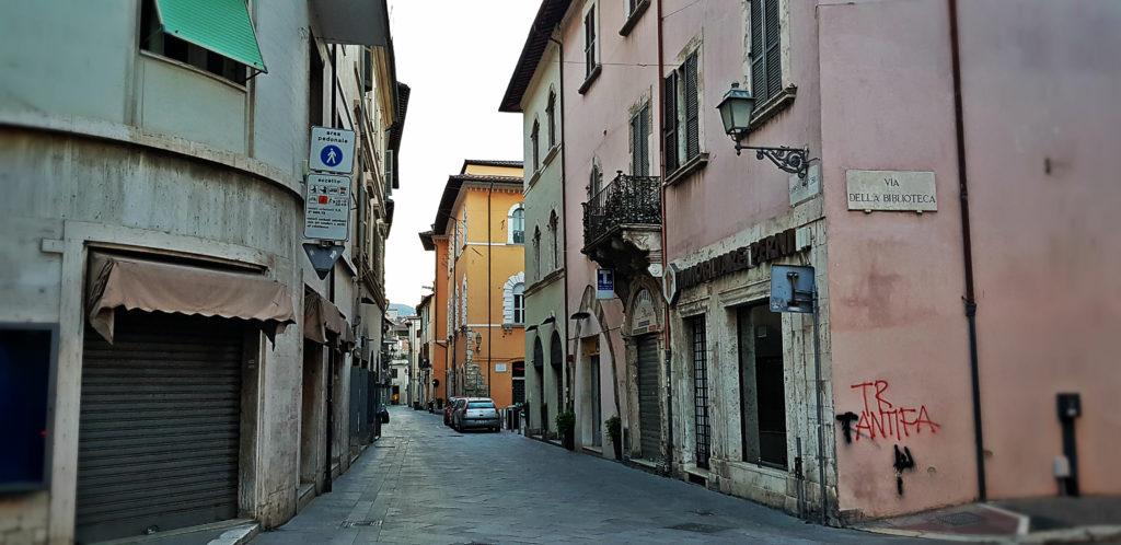 Terni (Foto di Massimo Santafè)