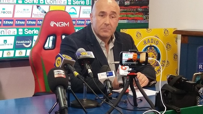 Stefano Bandecchi (Foto di corrieredellosport.it)