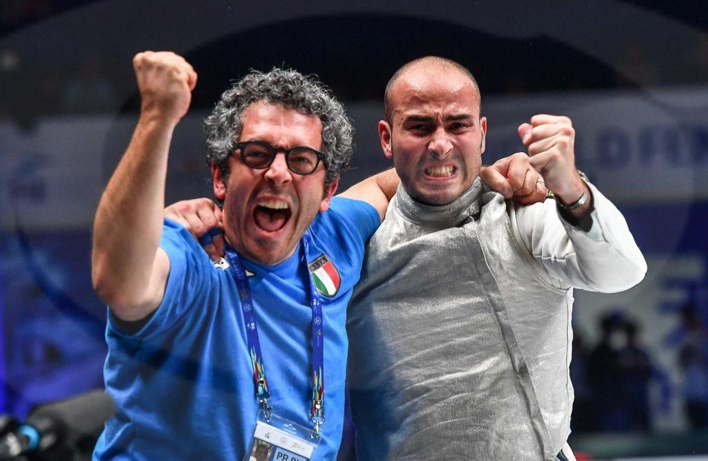 Filippo Romagnoli ed Alessio Foconi (Foto di Corrieredellumbria.it)