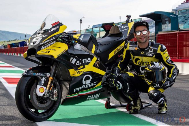 Danilo Petrucci (Foto di Motoblog.it)