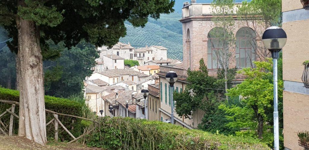 Montefranco Foto di Massimo Santafè)