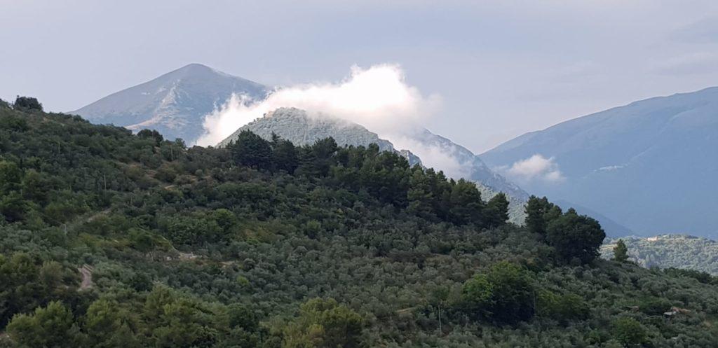 Panorama da Montefranco Foto di Massimo Santafè)