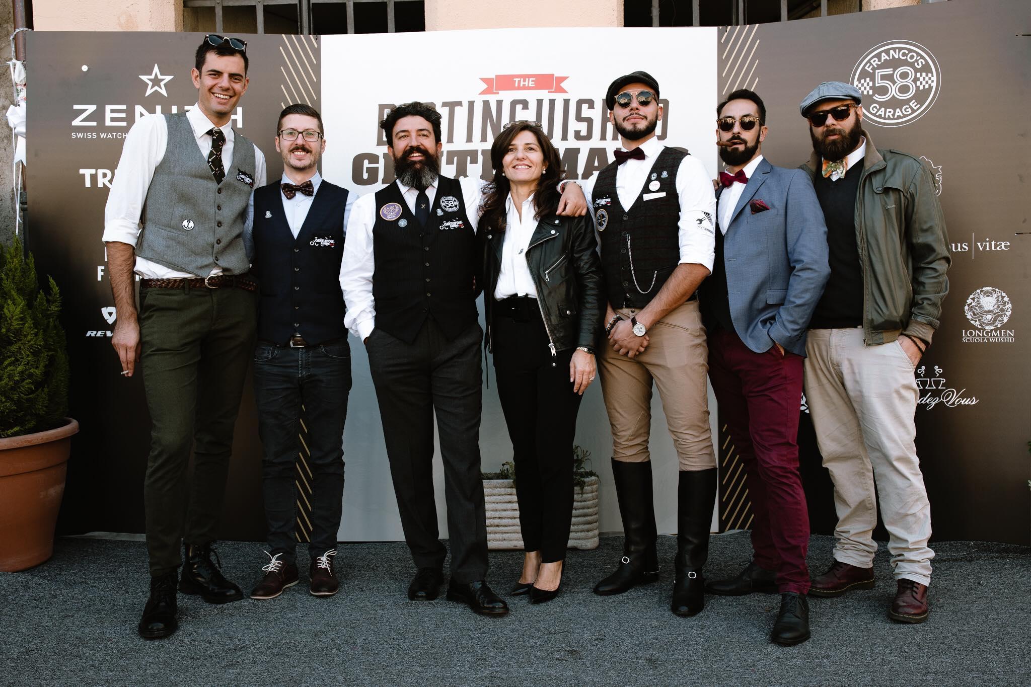 Marco Lucci, Marco Turrioni, Franco Mazzalupi, Andrea Fratoni, Eduardo Tobia e Giordano Torreggiani. (Foto di ...)