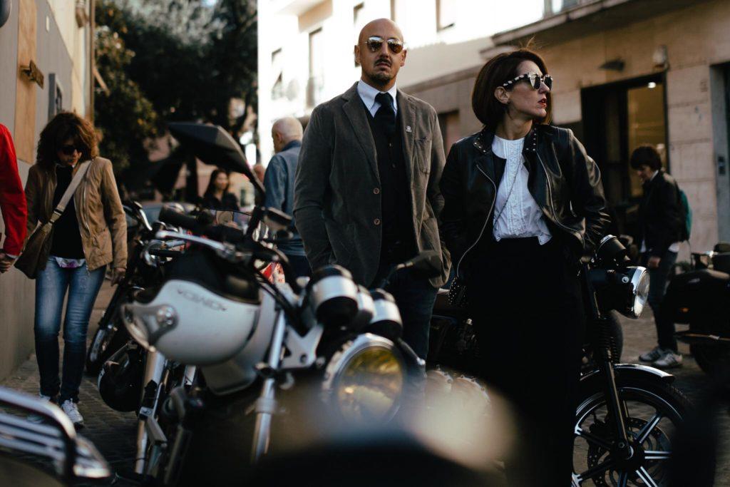 Distinguished Gentlemen's Ride- Terni 2018 (Foto di Leonardo Zen)