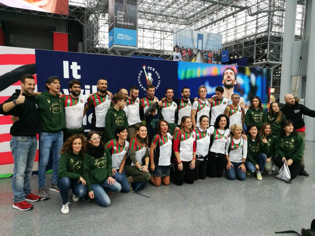 La Ternana Marathon a N.Y.