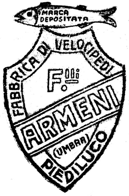Logo F.lli Armeni (Foto del sito www.piediluco.eu)