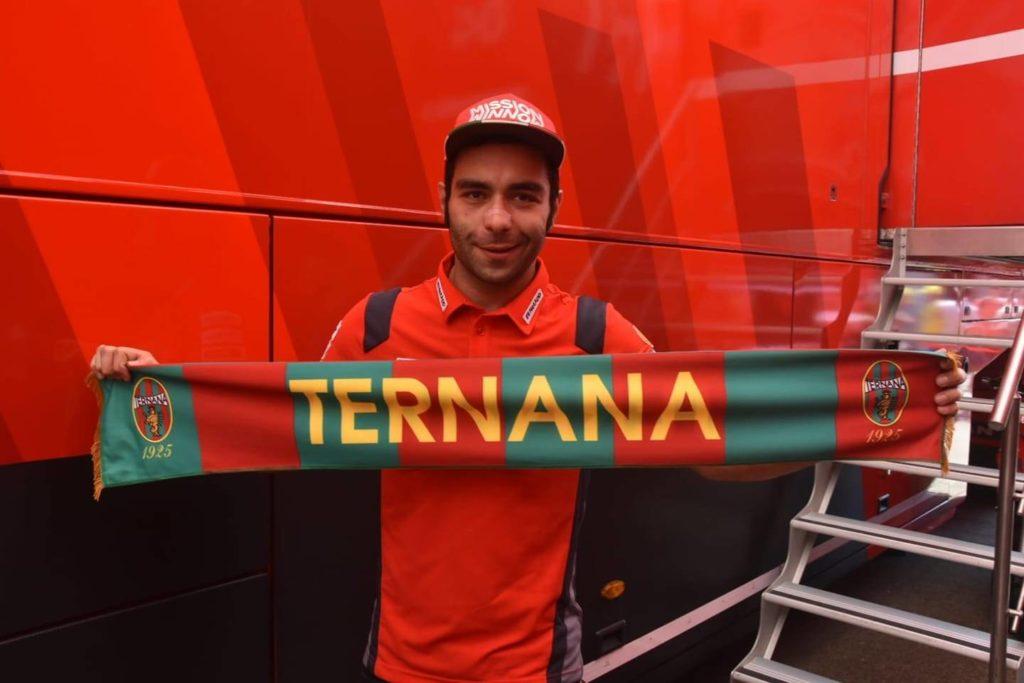 Danilo Petrucci (Foto di umbriaoggi.news)